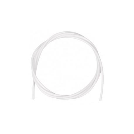 Tube diametre 1/4 blanc