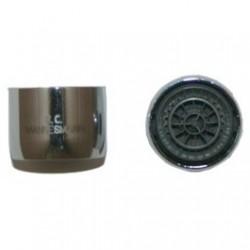 Aérateur régulateur économique débit 5L/mn pour évier et lavabo  filetage intérieur M22